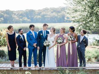 The wedding of Kati and Erik 1