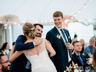 The wedding of Kati and Erik 2