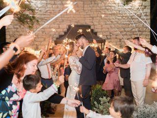 The wedding of Vania and Anthony 1