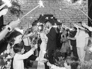 The wedding of Vania and Anthony 2
