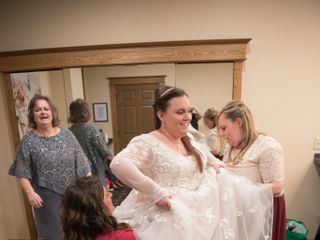The wedding of Bonnie and Adrian 1