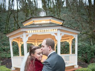 The wedding of Bonnie and Adrian