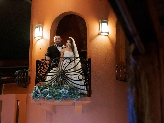 The wedding of Elaine and Conrad
