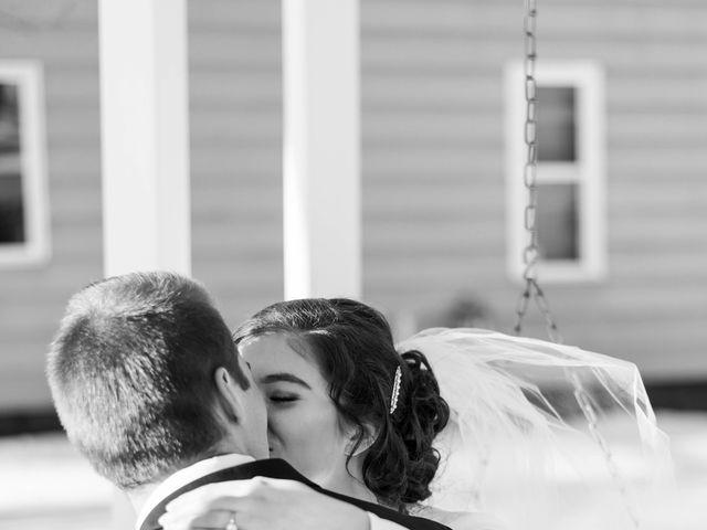 Kelsey and Skyler's Wedding in Florence, Wisconsin 10