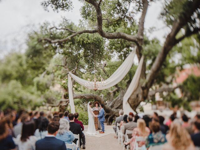 Ray and Anisa's Wedding in San Luis Obispo, California 18