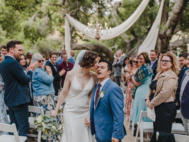 Ray and Anisa's Wedding in San Luis Obispo, California 19