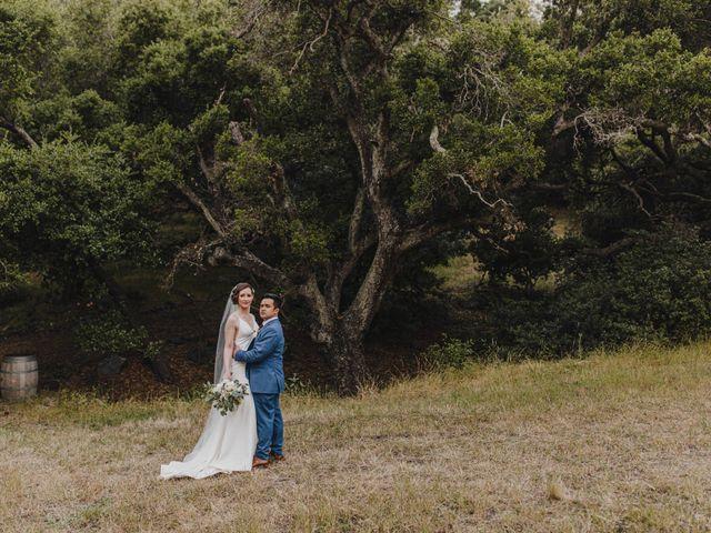 Ray and Anisa's Wedding in San Luis Obispo, California 20