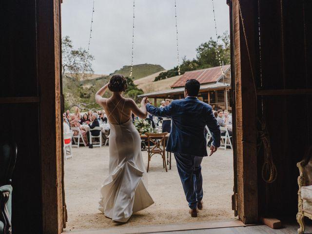 Ray and Anisa's Wedding in San Luis Obispo, California 23