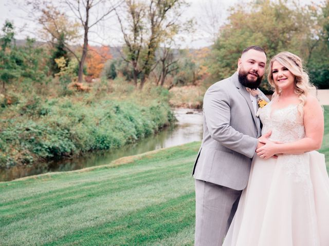 The wedding of Kayla and Vinny