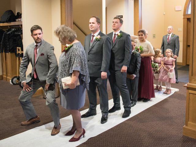 Adrian and Bonnie's Wedding in Oregon City, Oregon 1