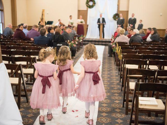 Adrian and Bonnie's Wedding in Oregon City, Oregon 7