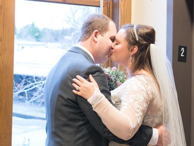 Adrian and Bonnie's Wedding in Oregon City, Oregon 13