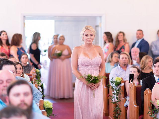 Ethan and Heather's Wedding in Loris, South Carolina 31