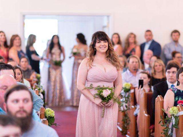 Ethan and Heather's Wedding in Loris, South Carolina 32