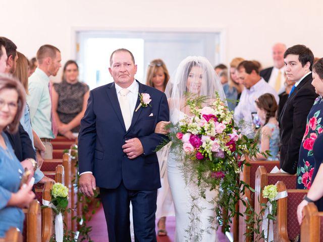 Ethan and Heather's Wedding in Loris, South Carolina 35