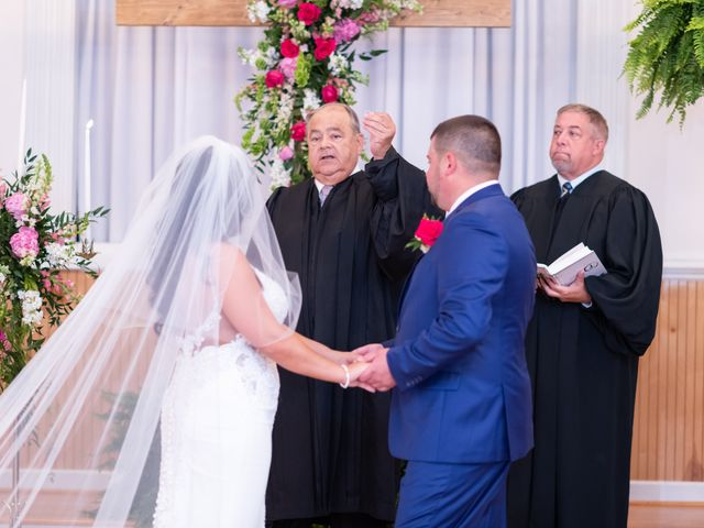 Ethan and Heather's Wedding in Loris, South Carolina 38