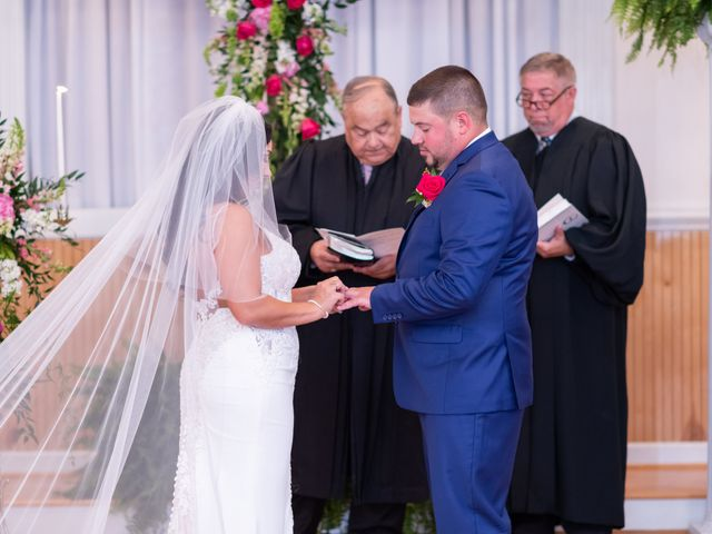 Ethan and Heather's Wedding in Loris, South Carolina 39