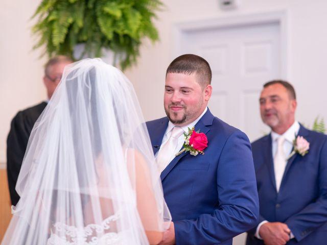 Ethan and Heather's Wedding in Loris, South Carolina 40