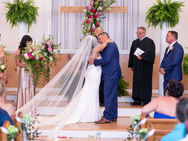 Ethan and Heather's Wedding in Loris, South Carolina 42
