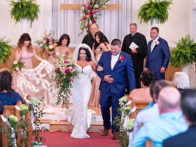 Ethan and Heather's Wedding in Loris, South Carolina 43