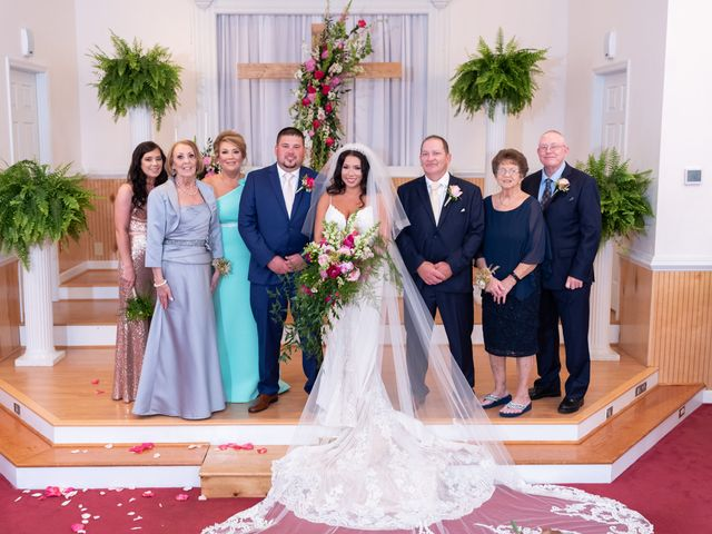 Ethan and Heather's Wedding in Loris, South Carolina 44