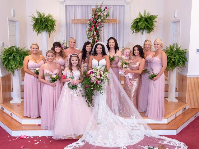 Ethan and Heather's Wedding in Loris, South Carolina 45
