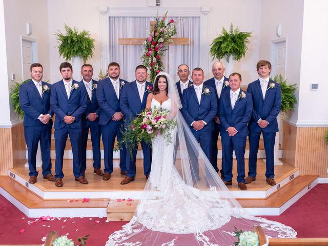 Ethan and Heather's Wedding in Loris, South Carolina 46