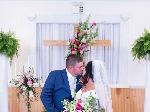 Ethan and Heather's Wedding in Loris, South Carolina 47