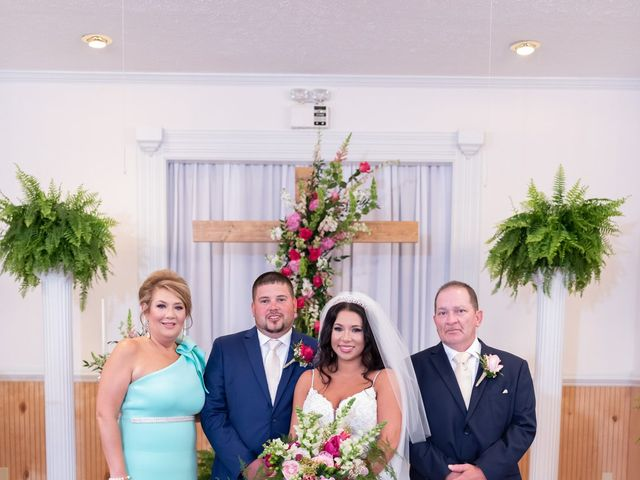 Ethan and Heather's Wedding in Loris, South Carolina 48