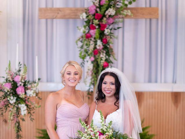 Ethan and Heather's Wedding in Loris, South Carolina 52