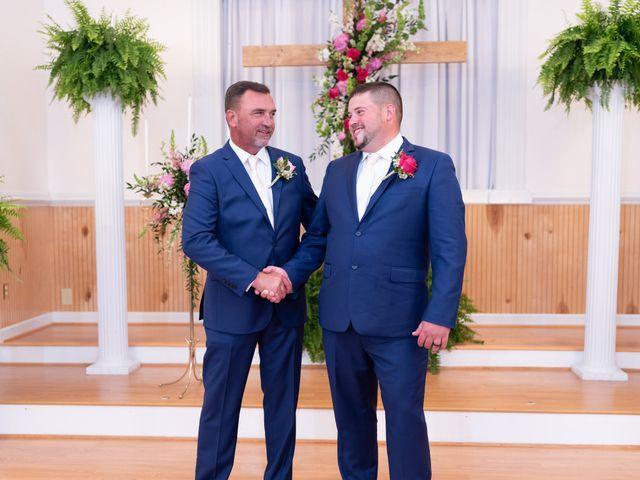 Ethan and Heather's Wedding in Loris, South Carolina 53