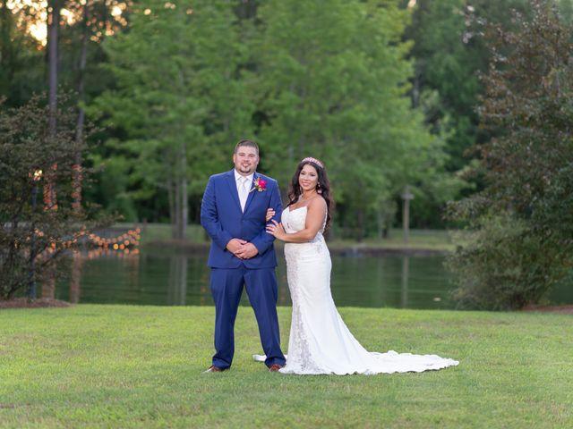 Ethan and Heather's Wedding in Loris, South Carolina 61