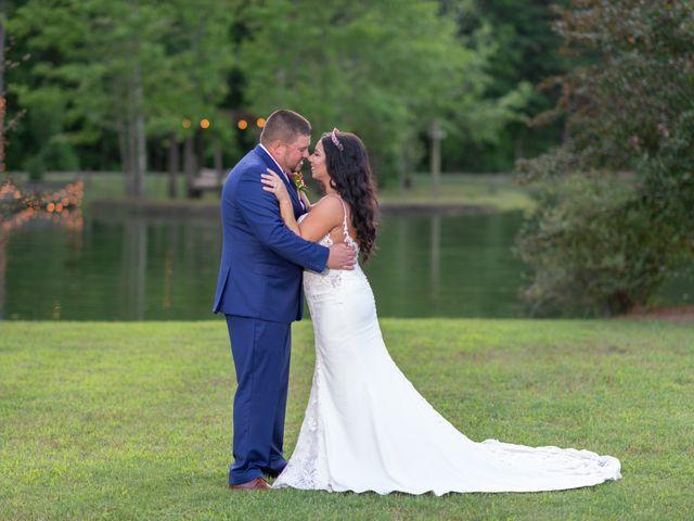 Ethan and Heather's Wedding in Loris, South Carolina 64