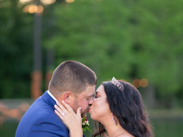 Ethan and Heather's Wedding in Loris, South Carolina 70