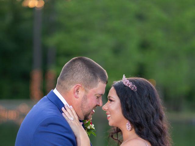 Ethan and Heather's Wedding in Loris, South Carolina 71