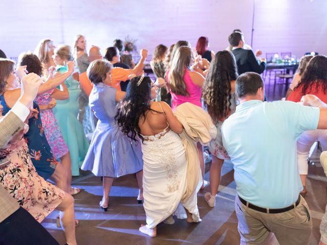 Ethan and Heather's Wedding in Loris, South Carolina 83
