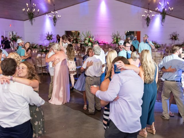 Ethan and Heather's Wedding in Loris, South Carolina 91