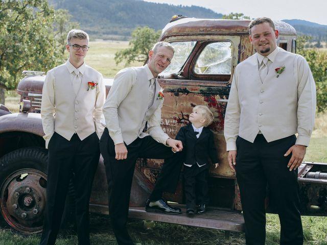 Hollie and William's Wedding in Spearfish, South Dakota 3