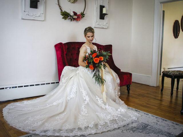 Hollie and William's Wedding in Spearfish, South Dakota 5