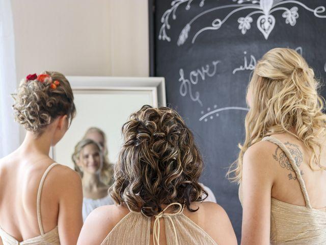 Hollie and William's Wedding in Spearfish, South Dakota 6