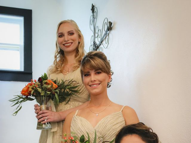 Hollie and William's Wedding in Spearfish, South Dakota 7