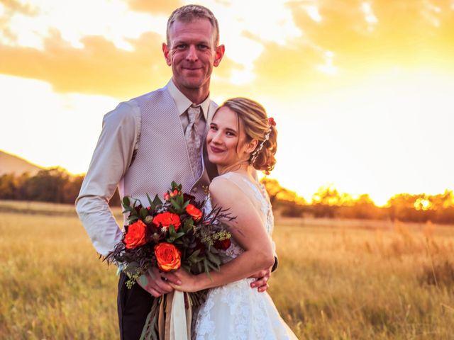Hollie and William's Wedding in Spearfish, South Dakota 10