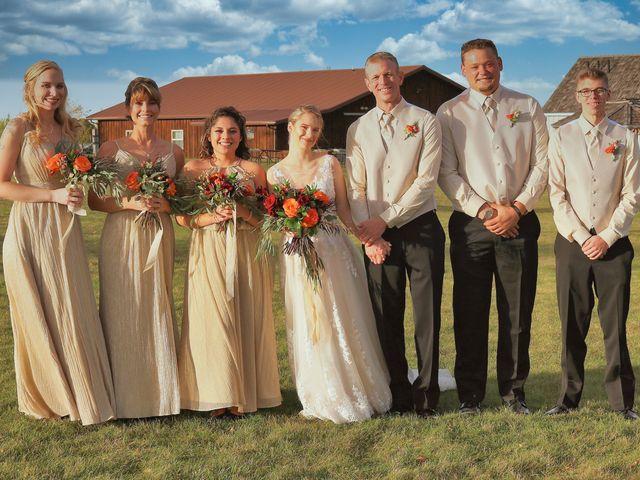 Hollie and William's Wedding in Spearfish, South Dakota 12