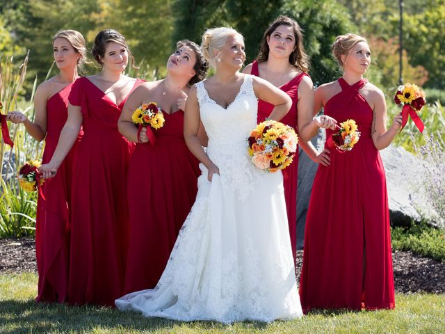 Jordan and Danielle's Wedding in Gettysburg, Pennsylvania 1