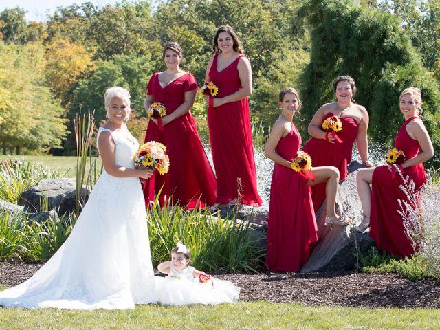 Jordan and Danielle's Wedding in Gettysburg, Pennsylvania 3