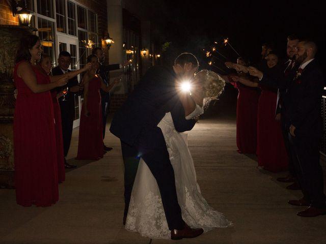 Jordan and Danielle's Wedding in Gettysburg, Pennsylvania 15