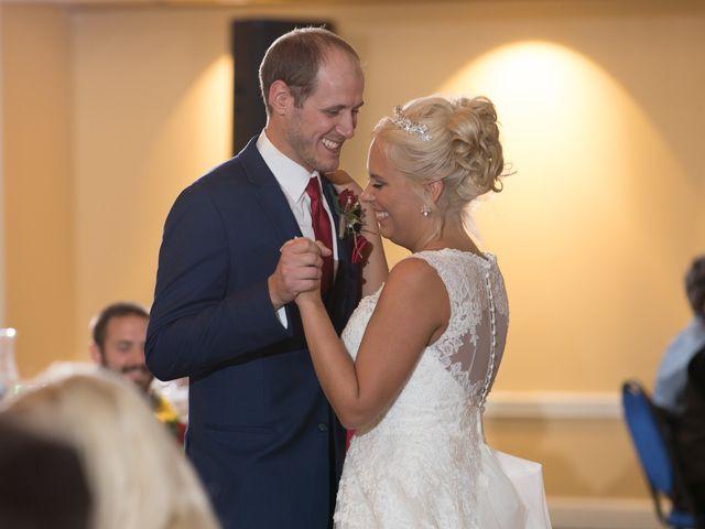 Jordan and Danielle's Wedding in Gettysburg, Pennsylvania 18