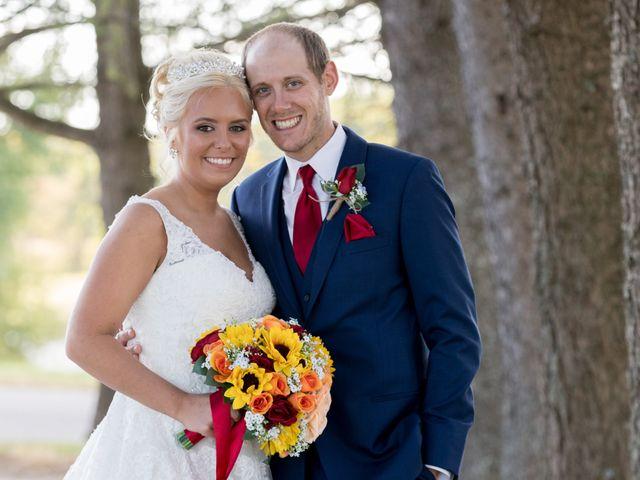 Jordan and Danielle's Wedding in Gettysburg, Pennsylvania 21