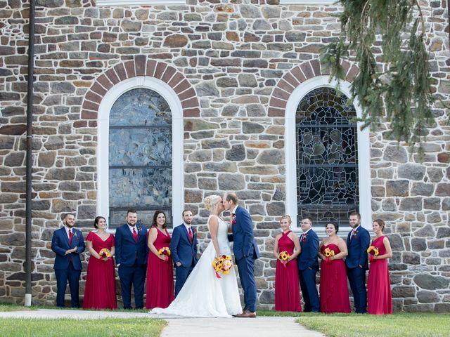 Jordan and Danielle's Wedding in Gettysburg, Pennsylvania 22