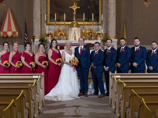 Jordan and Danielle's Wedding in Gettysburg, Pennsylvania 23